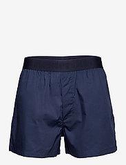 Resteröds Pyjamas Shorts Org. - NAVY