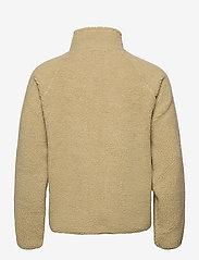 Resteröds - Resteröds Zip Fleece Jacket - basic-sweatshirts - sand - 1
