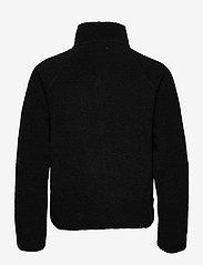 Resteröds - Resteröds Zip Fleece Jacket - podstawowe bluzy - svart - 1