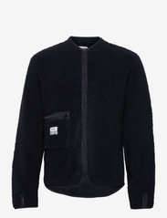 Resteröds - Original Fleece Jacket Recycle - basic-sweatshirts - svart - 0