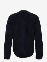 Resteröds - Original Fleece Jacket Recycle - basic-sweatshirts - svart - 1