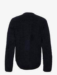 Resteröds - Original Fleece Jacket Recycle - podstawowe bluzy - svart - 1