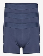 BOXER Org. cotton 3-PACK GOTS - NAVY