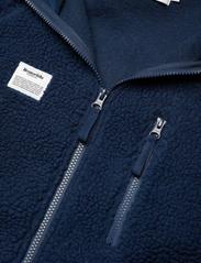 Resteröds - Resteröds Zip Fleece Jacket - basic-sweatshirts - navy - 2