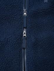 Resteröds - Resteröds Zip Fleece Jacket - basic-sweatshirts - navy - 3