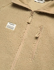 Resteröds - Resteröds Zip Fleece Jacket - basic-sweatshirts - sand - 2