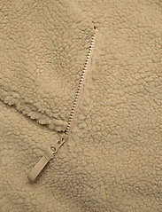 Resteröds - Resteröds Zip Fleece Jacket - basic-sweatshirts - sand - 4