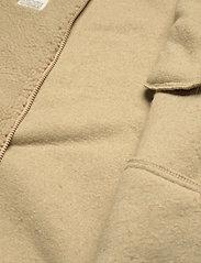 Resteröds - Resteröds Zip Fleece Jacket - basic-sweatshirts - sand - 5