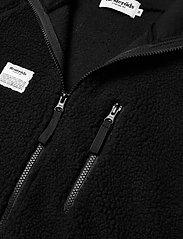 Resteröds - Resteröds Zip Fleece Jacket - podstawowe bluzy - svart - 2