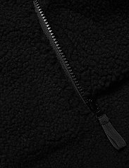 Resteröds - Resteröds Zip Fleece Jacket - podstawowe bluzy - svart - 3