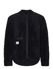 Original Fleece Jacket Recycle - NAVY