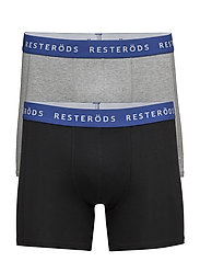 Resteröds 2-pack Sven - BLACK/GREY