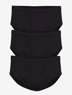 ORIGINAL 3-pack brief - BLACK