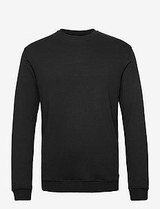 BAMBOO sweatshirt - sweats - black