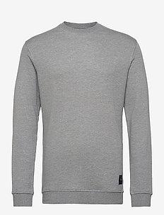 BAMBOO sweatshirt - sweats - grey