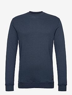 BAMBOO sweatshirt - sweats - navy