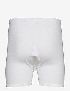 Kalsong, kort ben - WHITE