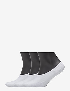 Resteröds no-show socks 3-pack - WHITE