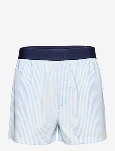 Resteröds Pyjamas Shorts Org. - doły - flerfärgad