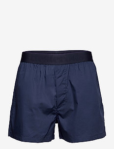 Resteröds Pyjamas Shorts Org. - doły - navy