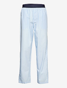 Resteröds Pyjamas pants Org. - doły - blå