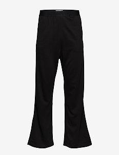 Sweat pants bamboo. - jogginghosen - black