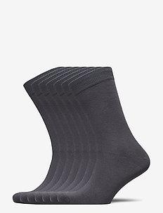 Resteröds organ cotton 5 socks - vanlige sokker - grey