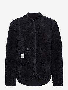 Original Fleece Jacket Recycle - basic-sweatshirts - navy