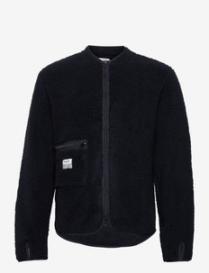 Original Fleece Jacket Recycle - basic-sweatshirts - svart