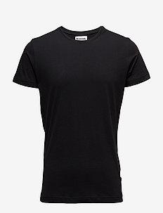 ORIGINAL mens r-neck tee no 3 - kurzärmelig - black
