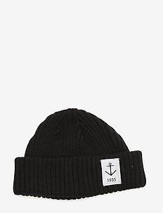 SMULA Hat - huer - black