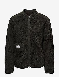 Original Fleece Jacket - mid layer jackets - cement