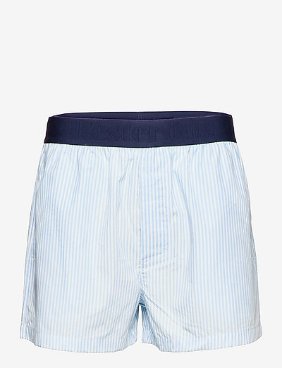 Resteröds Pyjamas Shorts Org. - broeken - flerfärgad