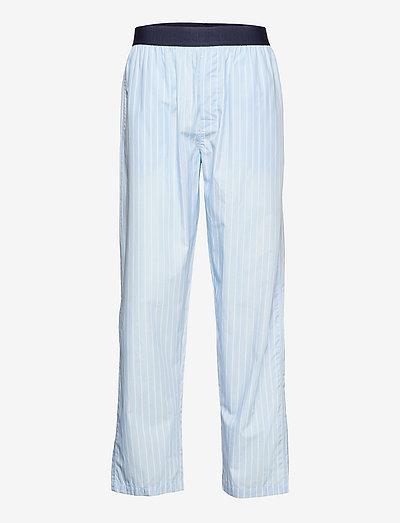 Resteröds Pyjamas pants Org. - broeken - blå