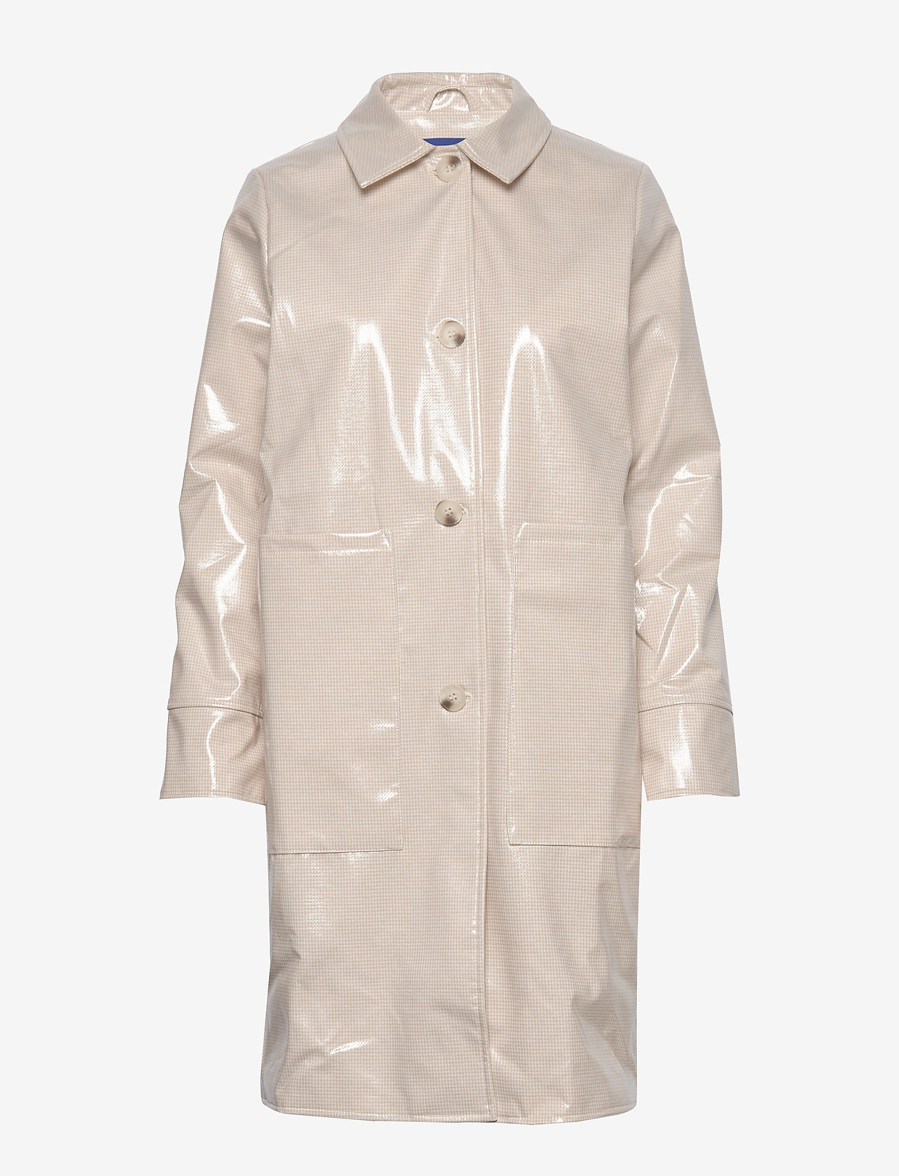 Résumé - Tennessee coat - dunne jassen - sand - 1