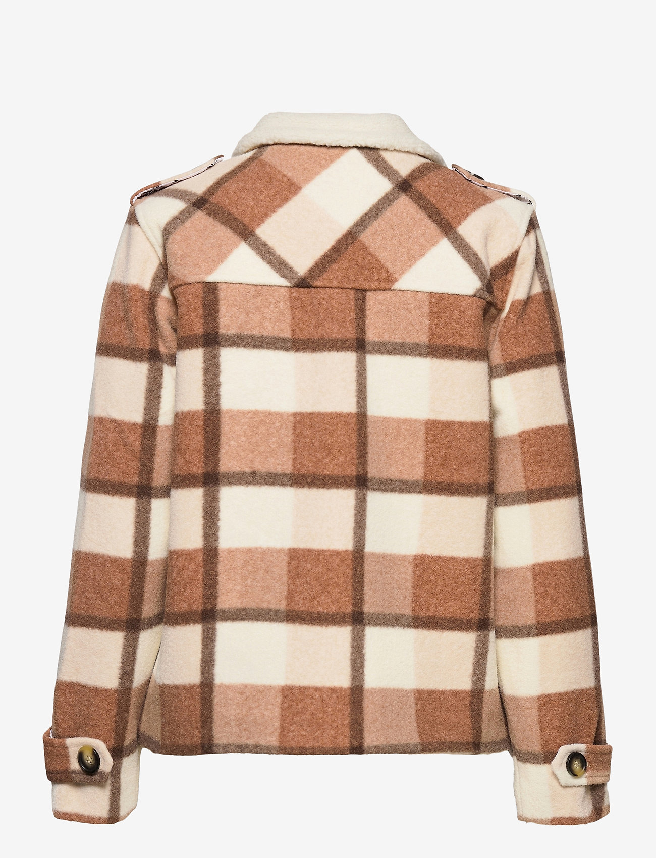 Résumé - Ada Jacket - wool jackets - camel - 1