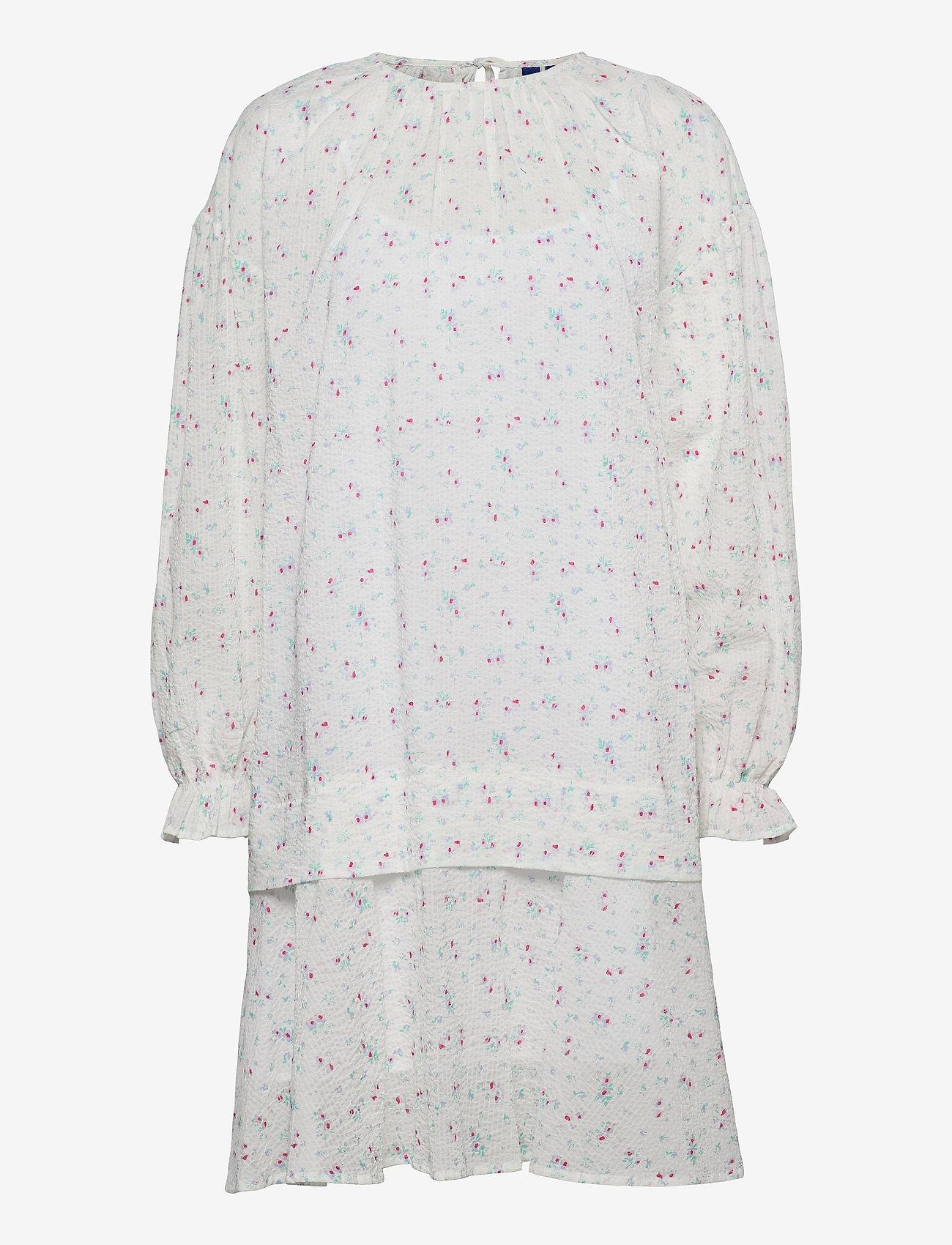 Résumé - DeeRS Dress - sommerkjoler - white - 0