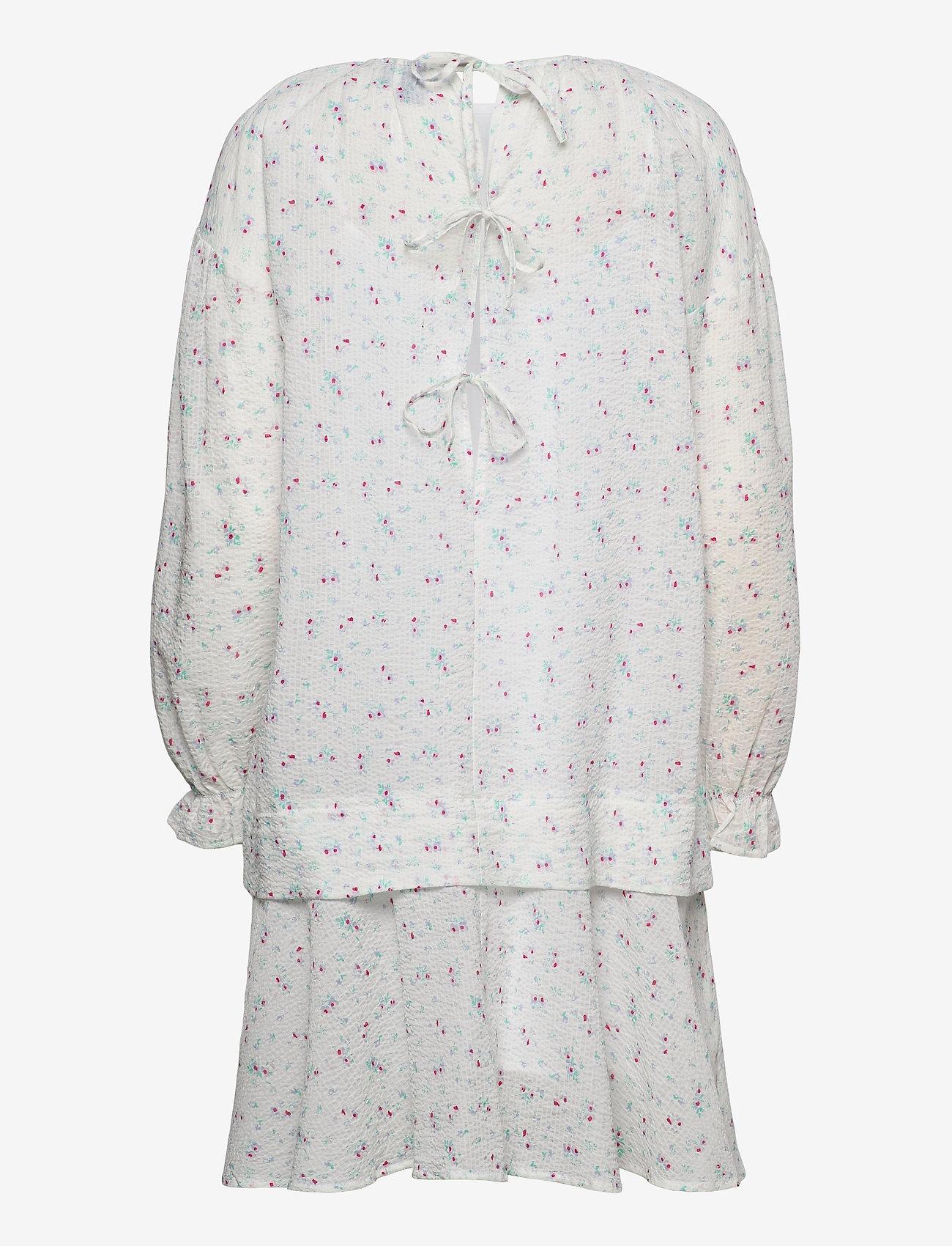 Résumé - DeeRS Dress - sommerkjoler - white - 1