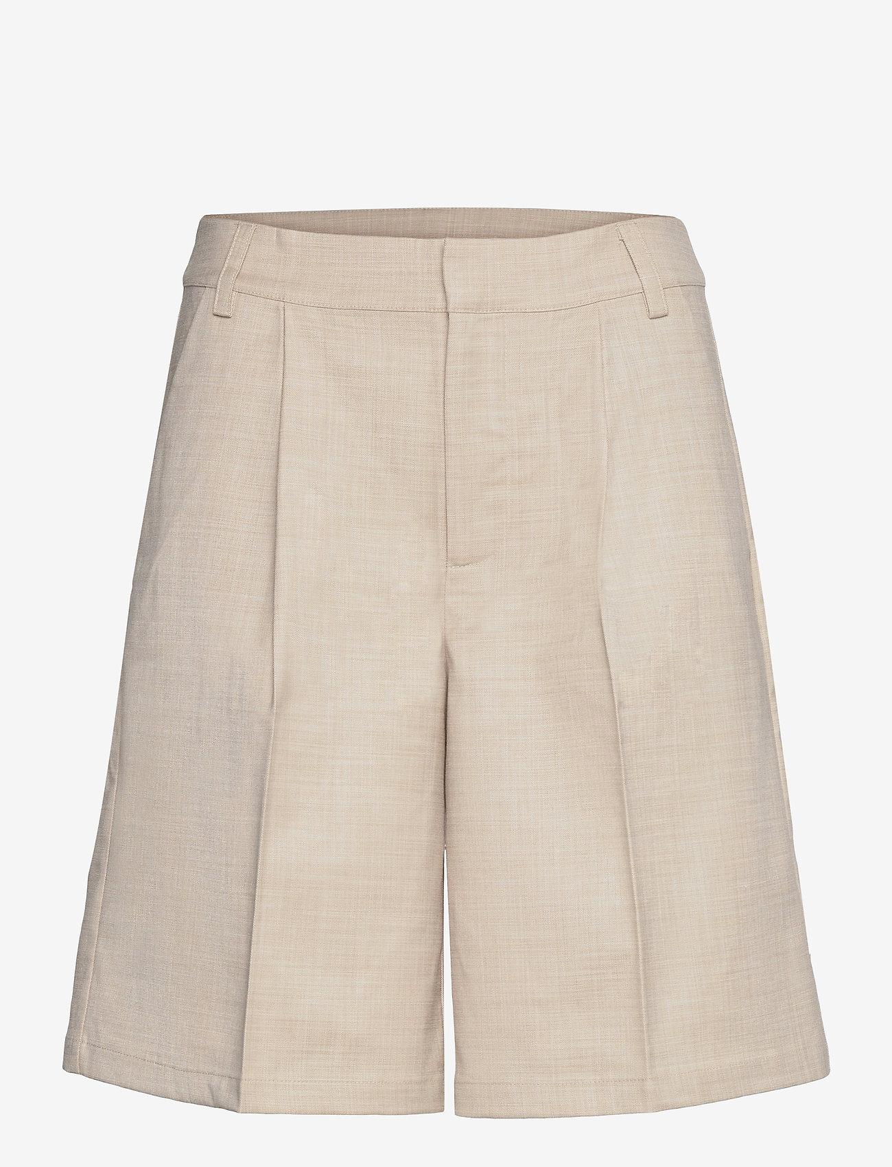 Résumé - DixiRS Shorts - bermudas - oat - 0