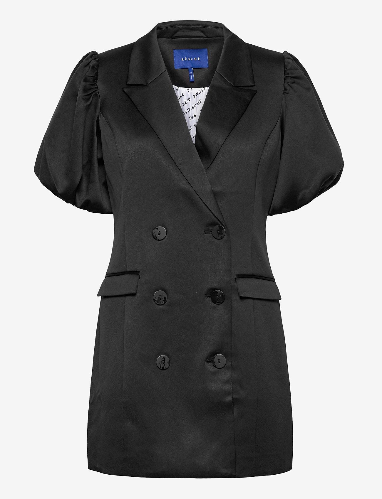 Résumé - Brandy Blazer - getailleerde blazers - black - 0