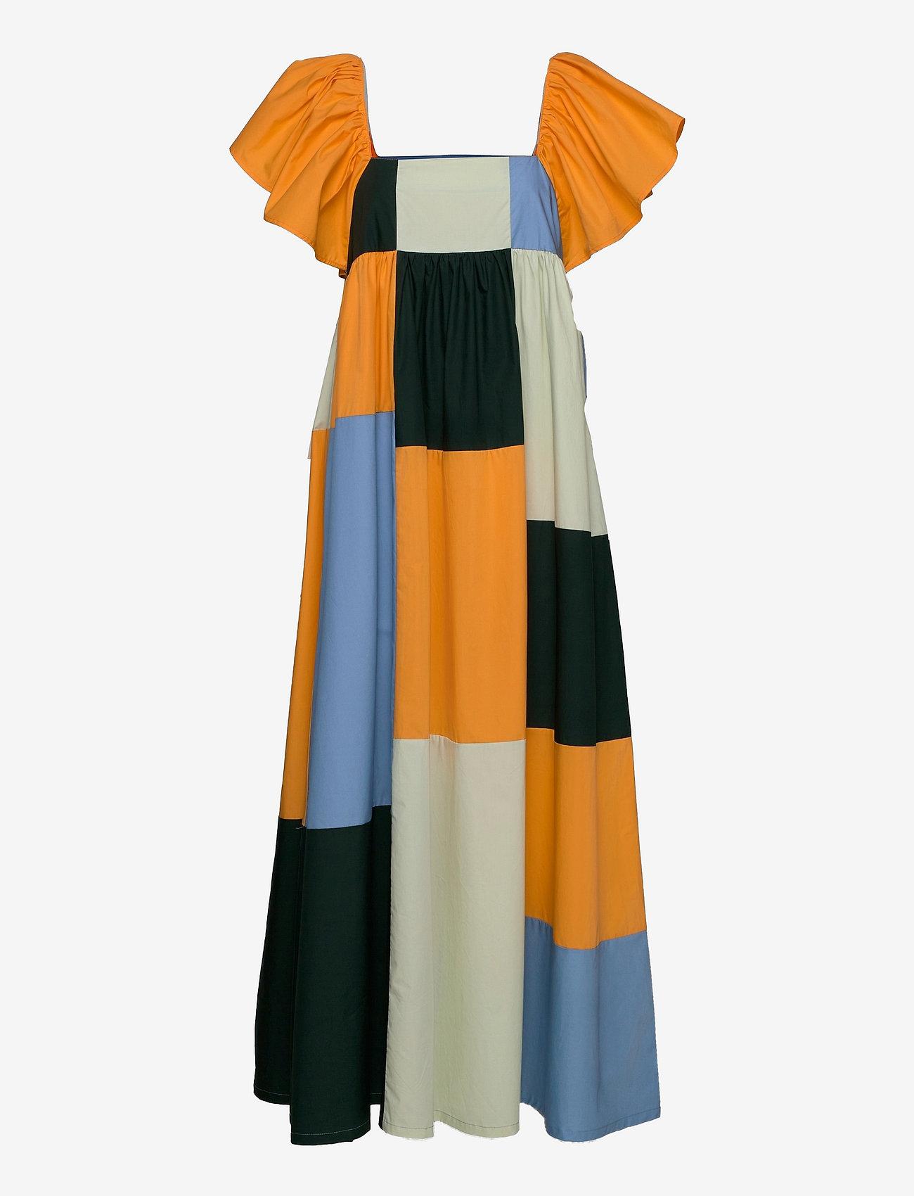 Résumé - FarezRS Dress - sommerkjoler - multi - 0
