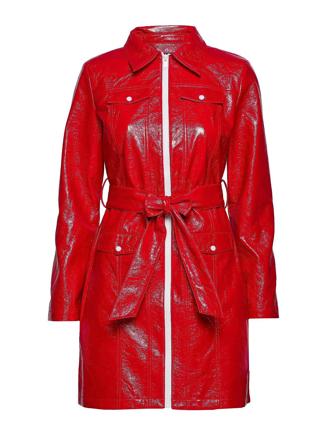 Résumé Maryann jacket - RED