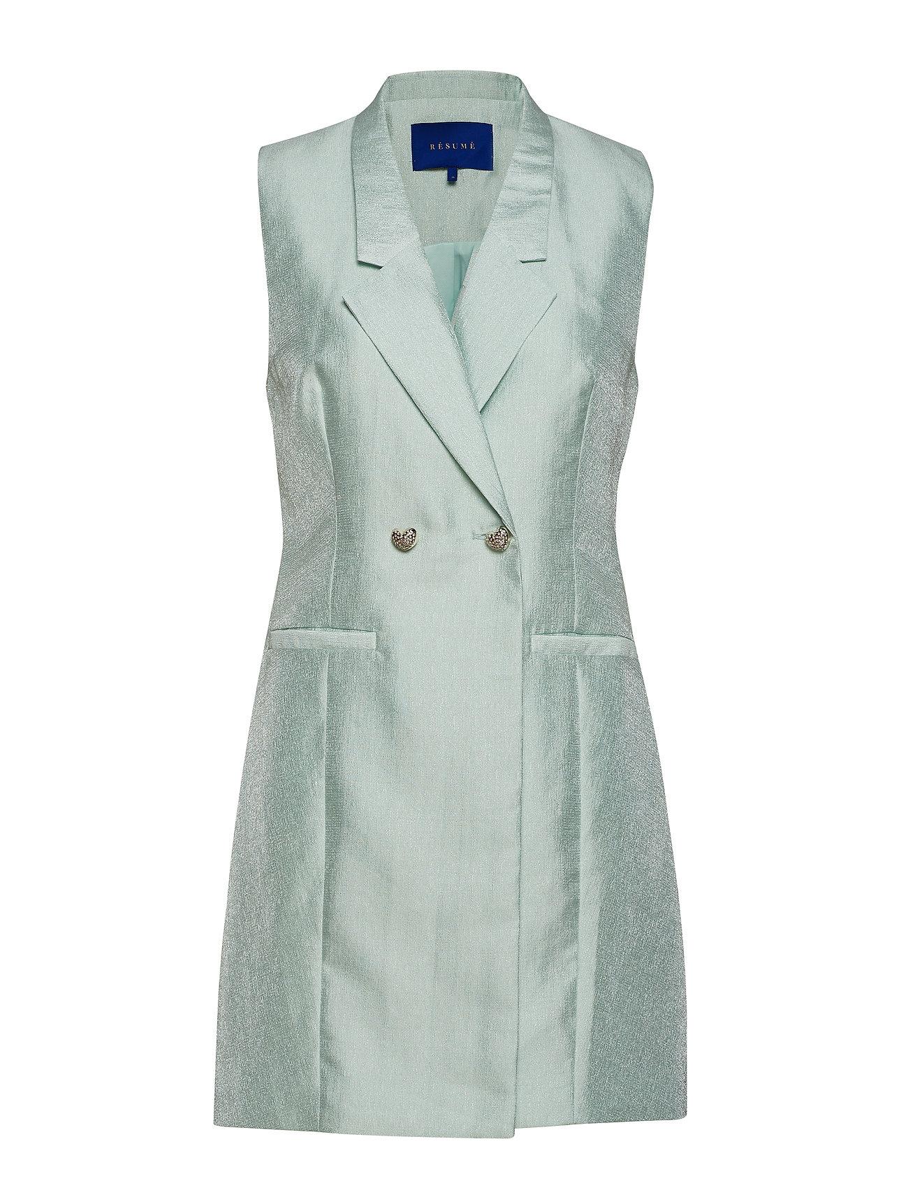 Résumé Misty waistcoat - MINT