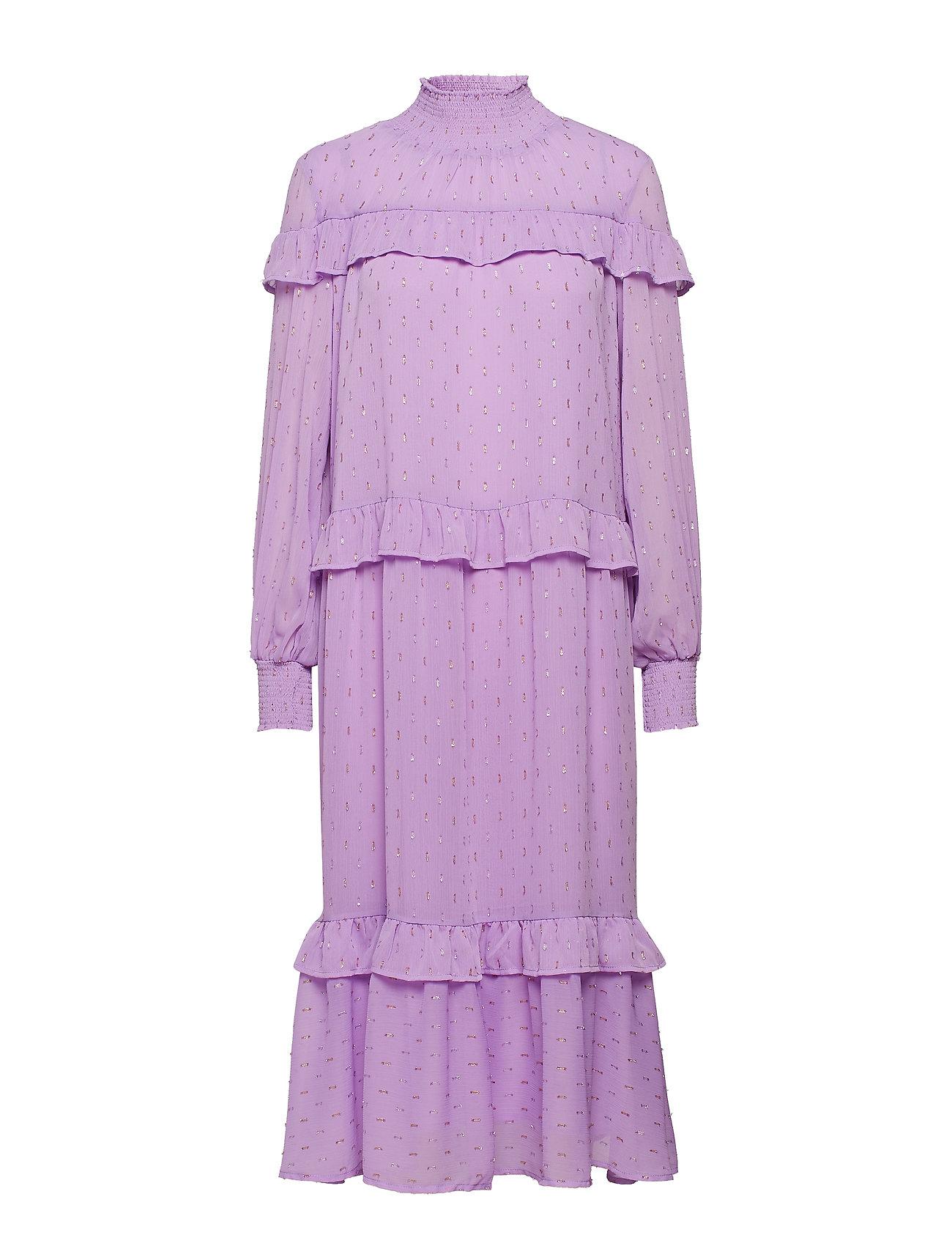 Résumé Myra dress - LILAC