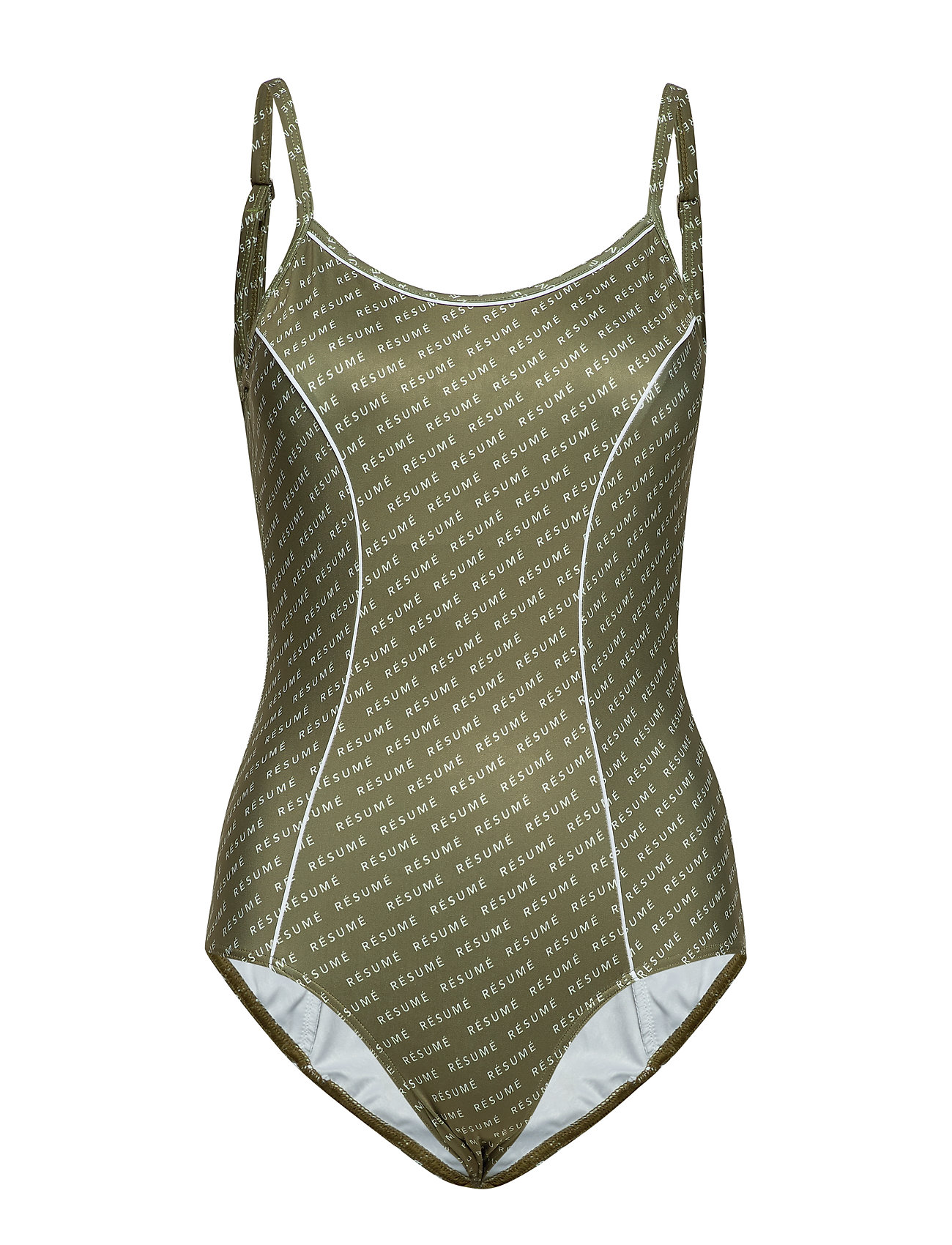 Résumé Mansion Swimsuit - ARMY