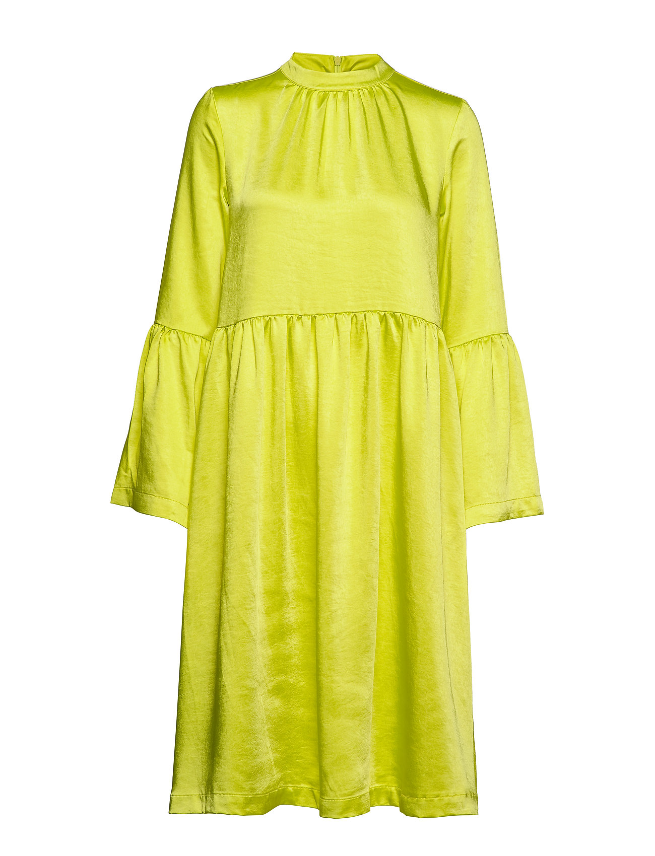 Résumé Pil dress - NEON YELLOW