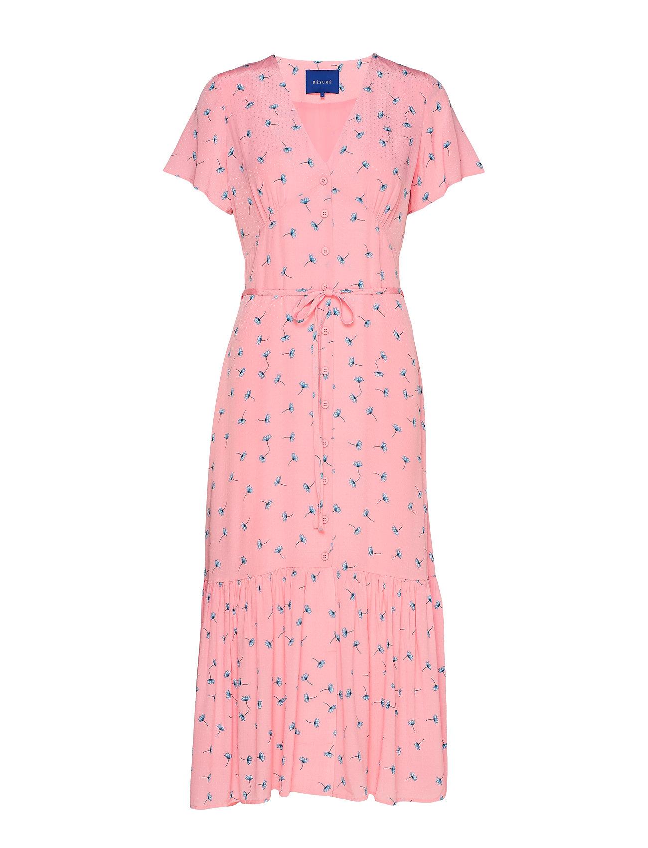 Résumé Nancy dress - ROSE