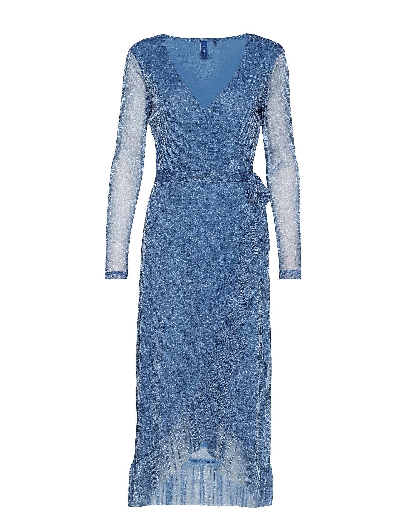 Résumé Nadia dress - OCEAN BLUE