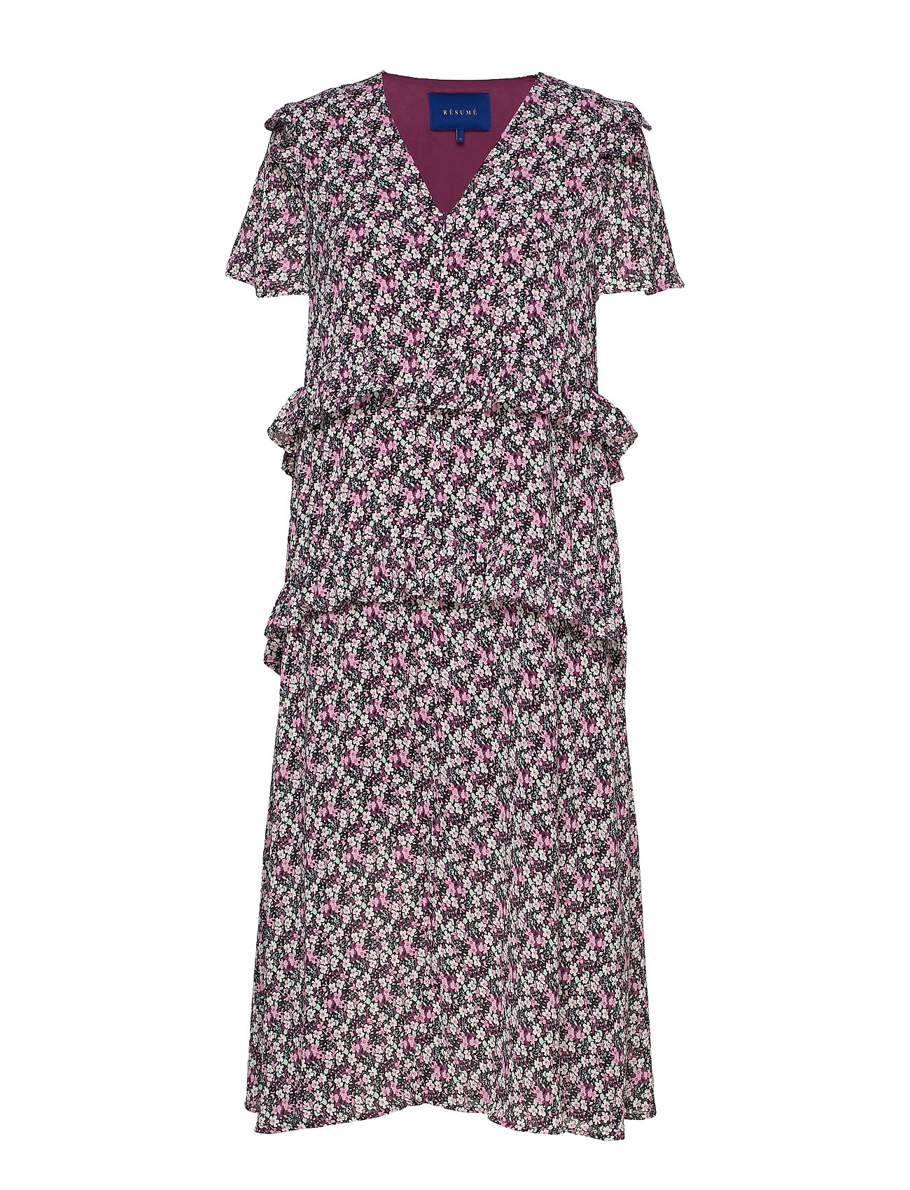Résumé Oprah dress - WILD ORCHID
