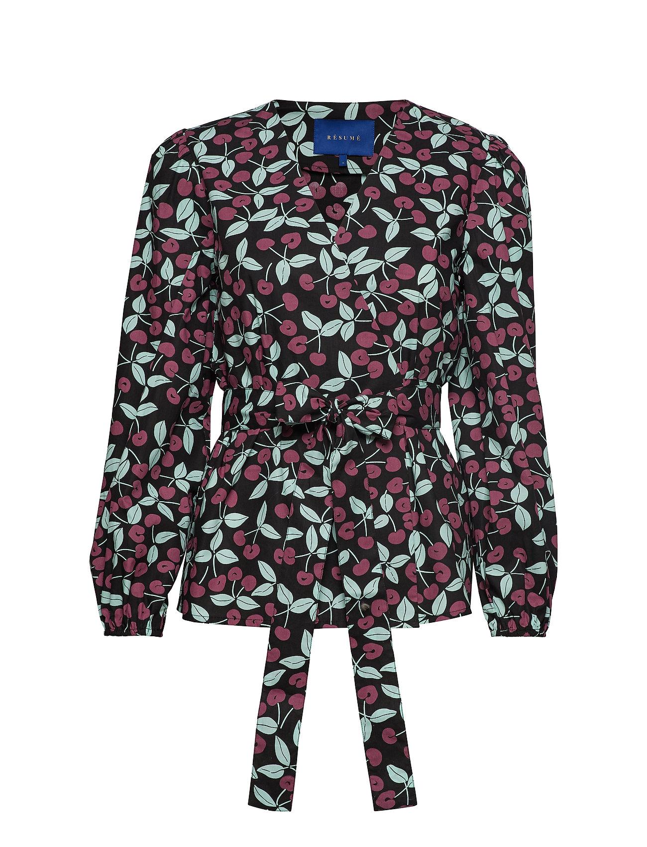 Résumé Otellia blouse - BLACK